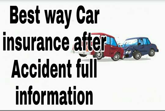 Best-way-Car-insurance-after-Accident-full-information
